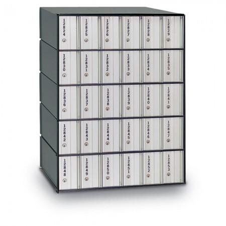 30 Door Standard PO Box System