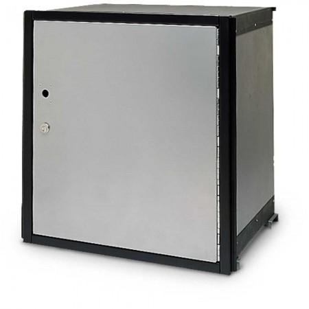 Large Compartment Rack Ladder Parcel Locker, Rear Door