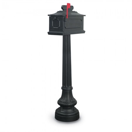 New Hampton 1812 Residential Mailbox & Post