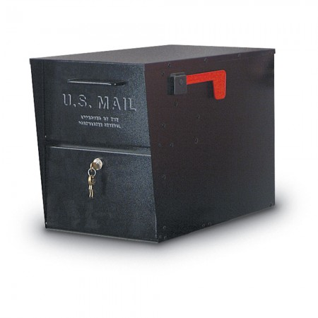 Mail Vault Locking Metal Mailbox