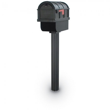 Wilton 1092 Residential Mailbox & Post