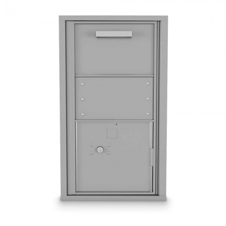 4C Horizontal Mail Collection Bin