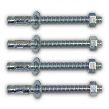 Wedge Anchor Bolt Set (Standard) for CBUs