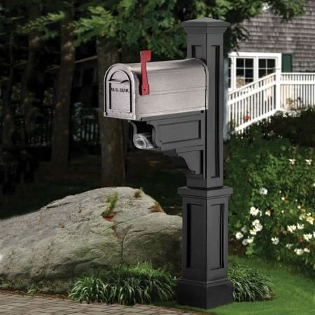 Dover Mail Post, Black