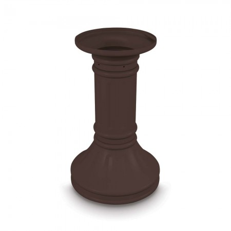 Tall Decorative Pedestal for 8, 12, or 4 Door (Large Capacity)  CBUs