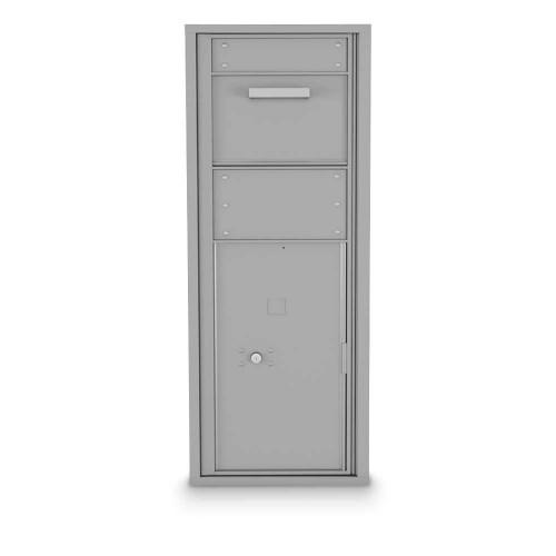 4C Horizontal Mail Collection Bin
