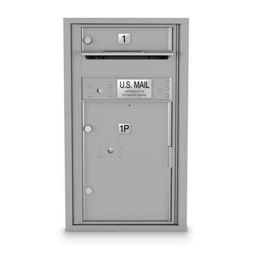 1 Door 4C Horizontal Mailbox
