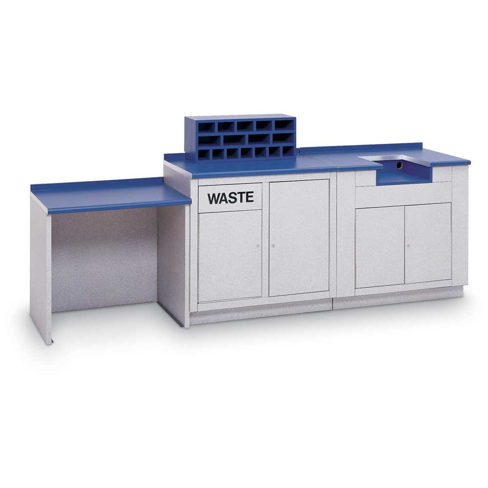 ADA Compliant writing table (attaches to cabinet)
