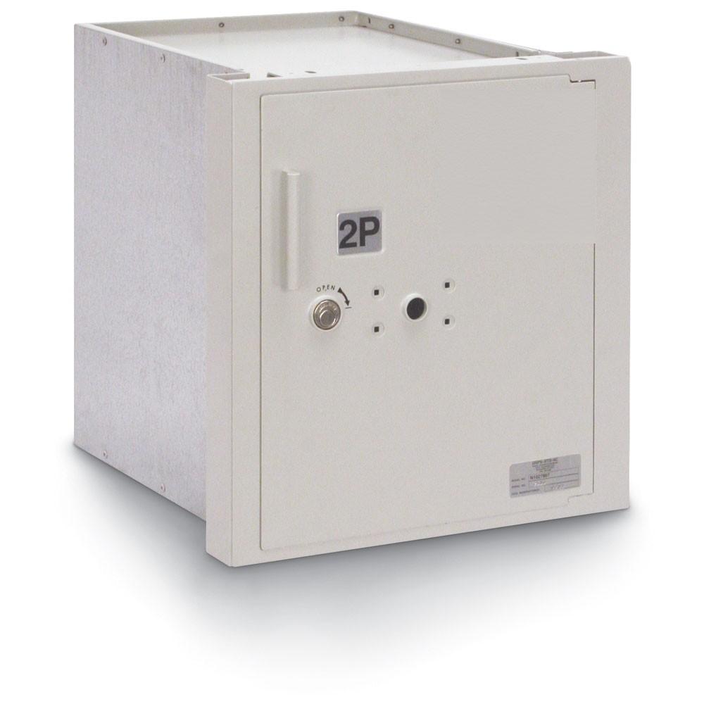 2P Parcel Locker High Security 4C Horizontal Mailbox
